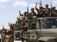 Pasukan Suriah Lanjutkan Operasi Perburuan Militan