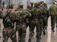 Tentara Suriah Rebut Basis Pemberontak di Perbatasan Lebanon