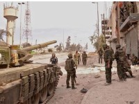 54 Militan Tewas Digempur Pasukan Suriah, Bendera ISIS Berkibar di Kobane