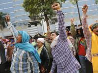 Demonstran Thailand Batalkan Blokade Bandara