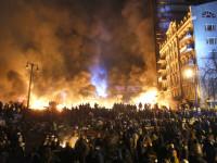 Ukraina Terpecah, Parlemen Pecat Presiden