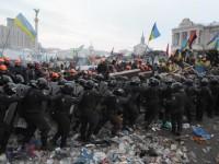 Israel di Belakang Kerusuhan Ukraina