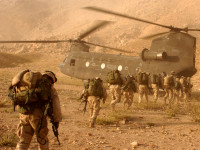 Satu Lagi Pasukan Sekutu Tewas Diserang Gerilyawan Afghanistan