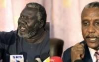 Kepala Pemberontak Sudan Divonis Gantung