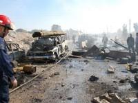 Teror Bom Mobil  Guncang Homs dan Hama, 17 Tewas
