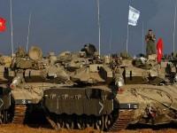 Israel Perkuat Posisi di Perbatasan Lebanon