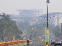 Titik Api Bertambah, Kualitas Udara Riau Memburuk