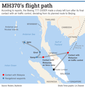 MH370route140319