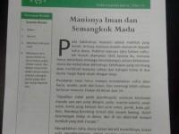 Islam Radikal Merajalela, NU Terbitkan Buletin NU