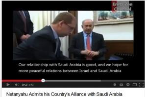 Netanyahu Arab Saudi