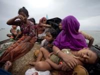 Ribuan Muslim Rohingya Hidup Dalam Penjara Terbuka