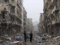 Serangan Mortir Militan di Aleppo Tewaskan Puluhan Orang