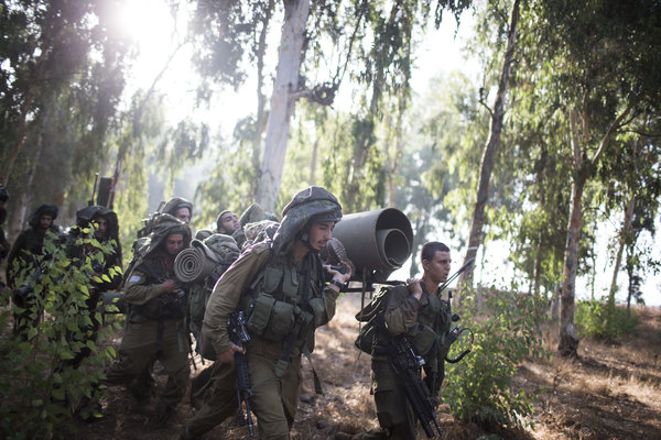 Tentara Israel di Golan