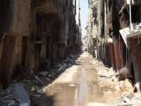 Al-Nusra Kembali Masuki Kamp Yarmouk