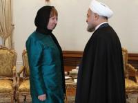 Rouhani-Ashton Tingkatkan Hubungan Strategis Iran-Uni Eropa