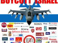 Barat Ramai-Ramai Dukung Gerakan Boikot Israel