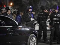 Polisi Cina Tangkap 3 Teroris Berpedang