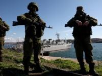 Pasukan Krimea Rebut 3 Kapal Perang Ukraina