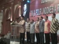 Ratusan Purnawirawan Jendral Dukung Prabowo