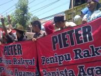 "GP Ansor Malang Desak Partai Demokrat Copot Banner ""Bismillah"""