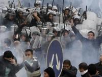 Mesir Rusuh Lagi, Puluhan Mahasiswa Cidera
