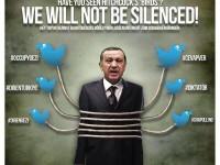 Pemblokiran Twitter di Turki Picu Aksi Protes Massal