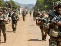 Pasukan Asing Perburuk Konflik Afrika Tengah