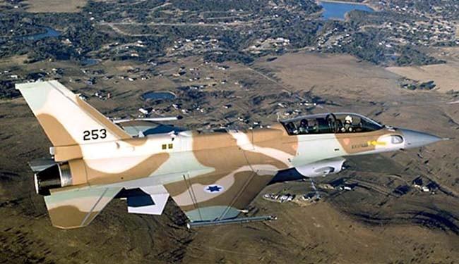 Israeli airstrike kills 2 Palestinian in Gaza
