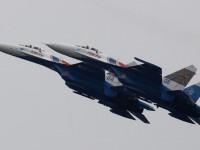 Pesawat-Pesawat Tempur Rusia Gelar Latihan di Laut Tengah