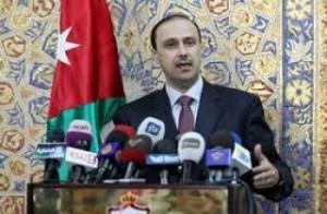 jordania minister of media