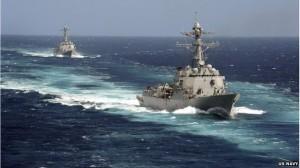 kapal amerika