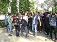 Mahasiswa Kashmir Diserang Di India, 12 Luka-Luka