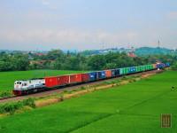 Optimalkan Rel Ganda, KAI Siapkan 1.400 Kereta Barang