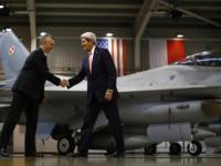 Krisis Ukraina Berlanjut, AS Kirim Selusin F-16 ke Polandia