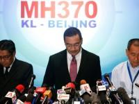 Kegaduhan Warnai Konpers MH370