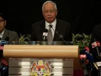 PM Malaysia Nyatakan MH 370 Jatuh ke Samudera Hindia