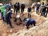 Kuburan Massal Ditemukan Lagi di Aleppo