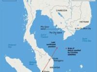 Malaysia Kirim Pesawat Selidiki Gambar Satelit Cina