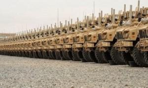militer bekas amerika