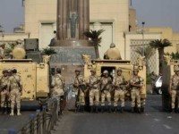 Militer Mesir Diserang, Enam Tewas