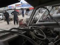 Bom Bunuh Diri Kembali Guncang Peshawar, 19 Tewas