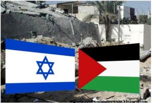 palestina vs israel