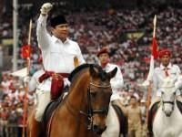 Prabowo Yakin Elektabilitasnya Sudah Ungguli Jokowi