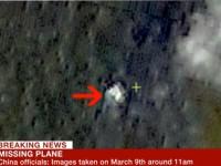 China Temukan Gambar Satelit Puing MH370