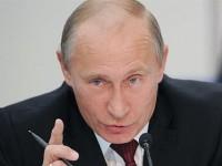 Putin Kandidat Peraih Nobel