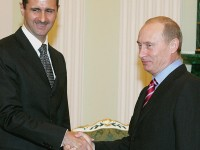 Assad Dukung Putin Dalam Krisis Ukraina