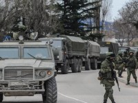 Parlemen Rusia Beri Wewenang Putin Kerahkan Pasukan ke Krimea