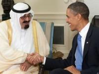Obama dan Raja Abdullah Sorot Isu Suriah dan Iran