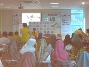 seminar jilbab ui