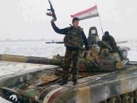 Suriah Lancarkan Operasi Militer Rebut Yabroud